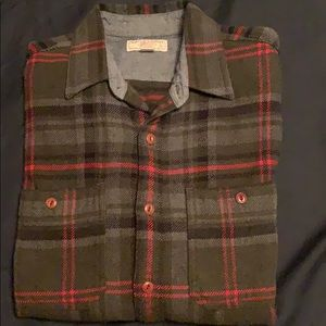 Shirt jacket by JCrew/Wallace and Barnes